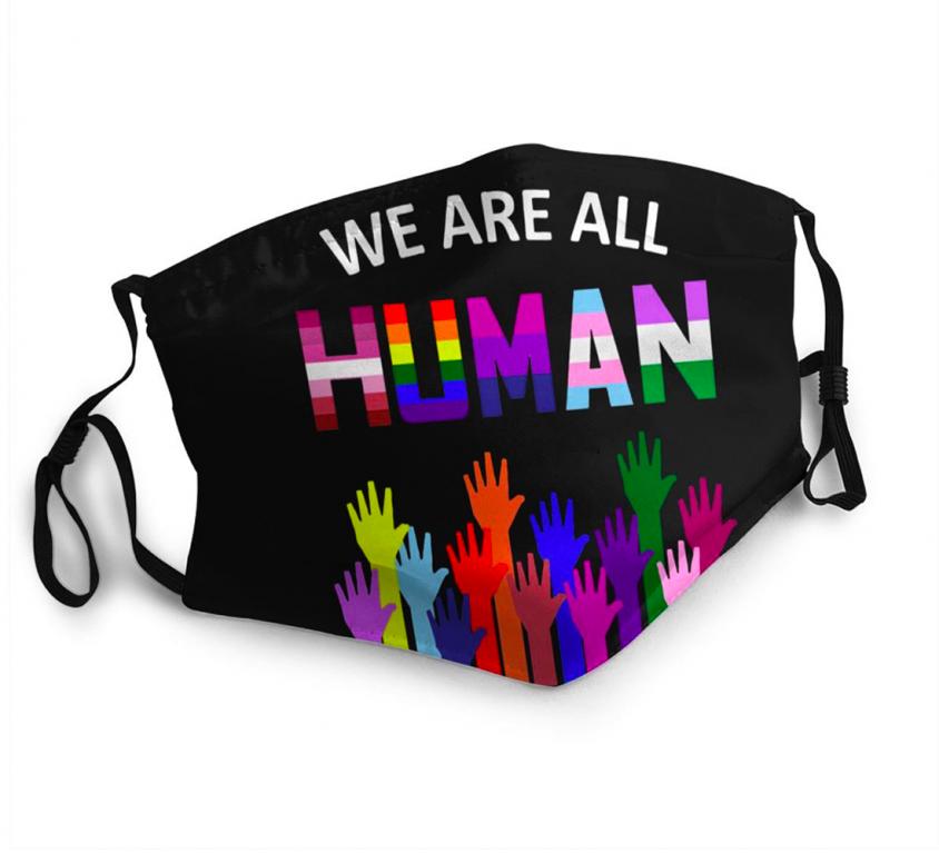 Masque HUMAN